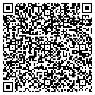 QR-код с контактной информацией организации МАГАЗИН № 523