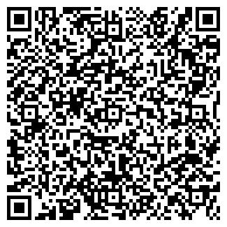 QR-код с контактной информацией организации ОМСКВНЕШТОРГ