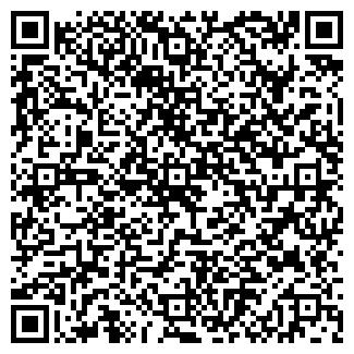 QR-код с контактной информацией организации ОМСККООПСНАБ, КМТС