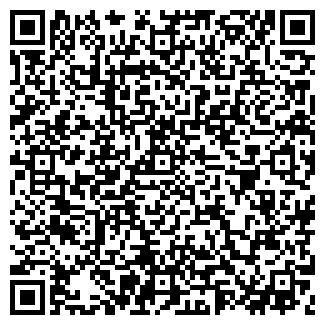 QR-код с контактной информацией организации ОМСКМОЛОКО