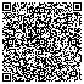 QR-код с контактной информацией организации РУБИН ЧП МАГАЗИН