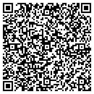 QR-код с контактной информацией организации ООО ДВИНА