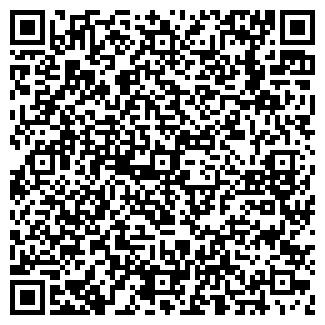 QR-код с контактной информацией организации ТОПОЛЬ МАГАЗИН
