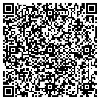 QR-код с контактной информацией организации ФРИСКОМ