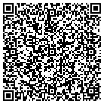 QR-код с контактной информацией организации ПТИЦА МАГАЗИН АООТ ОМСКПТИЦЕПРОМ