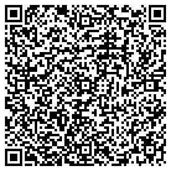 QR-код с контактной информацией организации ОВОЩИ И ФРУКТЫ МАГАЗИН