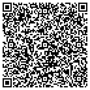 QR-код с контактной информацией организации РЫБА МАГАЗИН ОАО ОМСКРЫБА