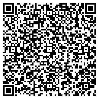QR-код с контактной информацией организации ОША МАГАЗИН