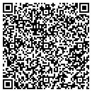 QR-код с контактной информацией организации САДЫ МИНИ-РЫНОК