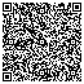 QR-код с контактной информацией организации ЛЕТУР ЦЕНТР ТК