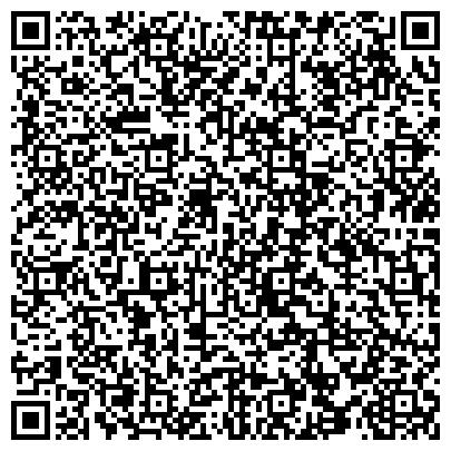QR-код с контактной информацией организации Департамент ЗАГС по Любинскому району МГПР Омской области