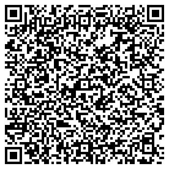 QR-код с контактной информацией организации ТРОЙКА СУПЕРМАРКЕТ