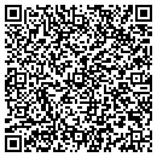 QR-код с контактной информацией организации ЦИФРОВЫЕ ОКНА
