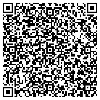 QR-код с контактной информацией организации КОРЕЙСКИЕ АВТОМОБИЛИ