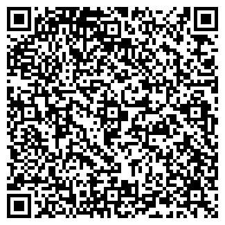 QR-код с контактной информацией организации ЮНОСТЬ РОССИИ