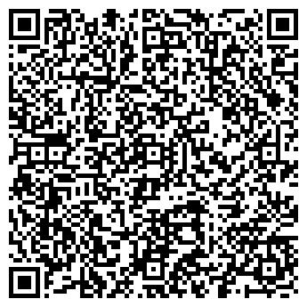 QR-код с контактной информацией организации АТЛАНТА КОМПЬЮТЕРНЫЙ КЛУБ