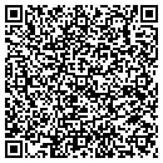 QR-код с контактной информацией организации РОССИЯ-ON-LINE