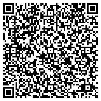 QR-код с контактной информацией организации INTERNET КЛУБ