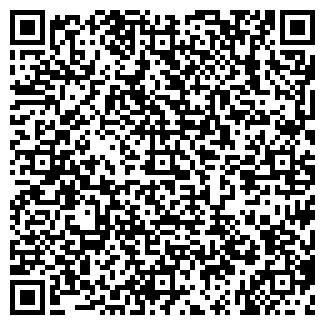 QR-код с контактной информацией организации КОММЕД-ИНФО