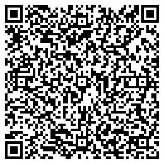 QR-код с контактной информацией организации КАВАЛЕР РА