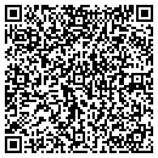 QR-код с контактной информацией организации ДЕЛЬФИ