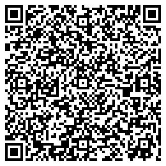 QR-код с контактной информацией организации НОВАЯ БАЗА