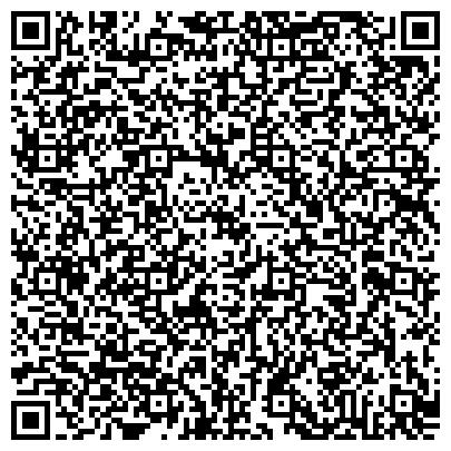 QR-код с контактной информацией организации ДЕПАРТАМЕНТ ИНВЕНТАРИЗАЦИИ НЕДВИЖИМОСТИ ГОРОДСКОЙ АДМИНИСТРАЦИИ