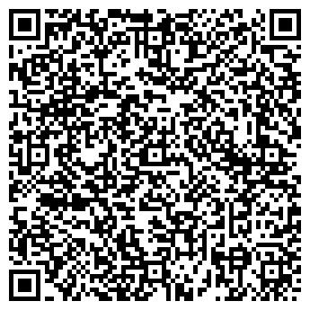 QR-код с контактной информацией организации БАНКОВСКИЙ СЕРВИС