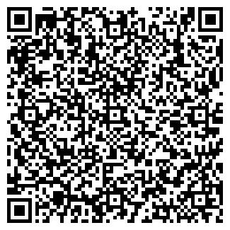 QR-код с контактной информацией организации АКБ РОСБАНК