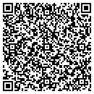 QR-код с контактной информацией организации БАНК ВТБ 24