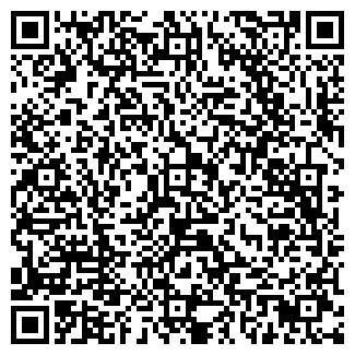 QR-код с контактной информацией организации БАНК СИБИРЬ