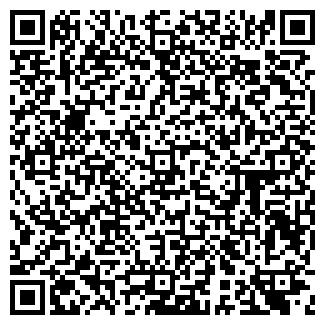 QR-код с контактной информацией организации СМП БАНК