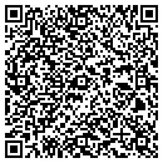QR-код с контактной информацией организации TRUST