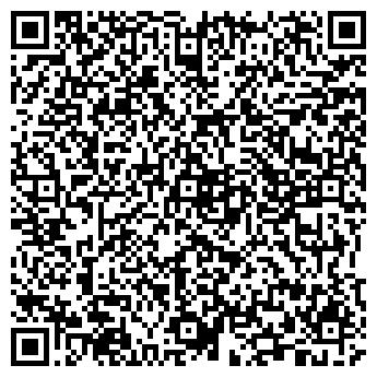 QR-код с контактной информацией организации ВИКТОРИЯ ПЧУП
