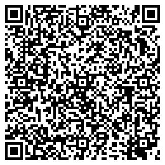 QR-код с контактной информацией организации РУСЬ ЧОП