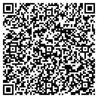 QR-код с контактной информацией организации ВДПО, ООО