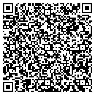 QR-код с контактной информацией организации ТВ ЦЕНТР
