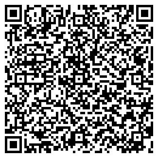 QR-код с контактной информацией организации АНКОР-ОМСК