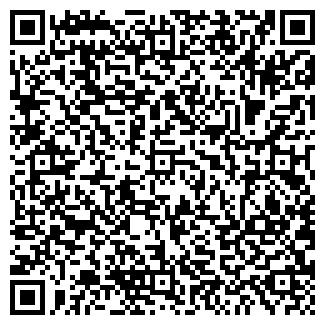 QR-код с контактной информацией организации ЛУЧШИЕ КАДРЫ