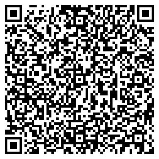 QR-код с контактной информацией организации МОЛОДЕЖНЫЙ ЦЕНТР ЗАНЯТОСТИ ЛАО Г. ОМСКА