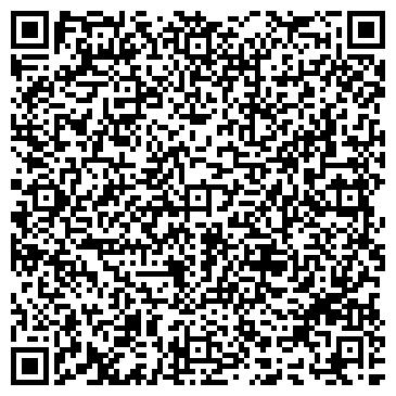 QR-код с контактной информацией организации ФЕДЕРАЦИЯ ШАХПОНГА ОМСКОЙ ОБЛАСТИ