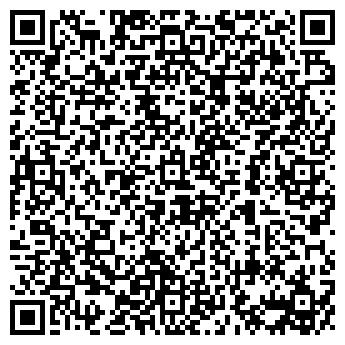QR-код с контактной информацией организации АВАНГАРД ХОККЕЙНЫЙ КЛУБ