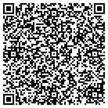 QR-код с контактной информацией организации БАСКЕТБОЛЬНЫЙ КЛУБ 17-16