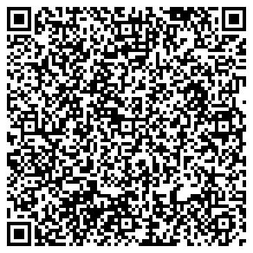 QR-код с контактной информацией организации ГЕОРГИЙ ПОБЕДОНОСЕЦ СПОРТИВНЫЙ КЛУБ ДК РУБИН