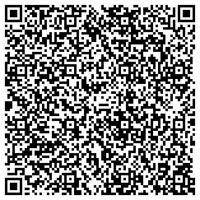 QR-код с контактной информацией организации ОМСКАЯ ОБЛАСТНАЯ ФЕДЕРАЦИЯ ХУДОЖЕСТВЕННОЙ ГИМНАСТИКИ