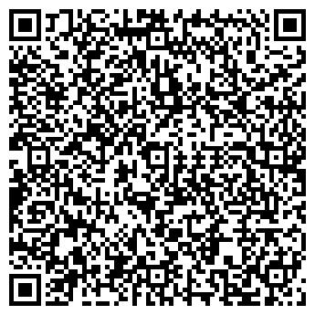 QR-код с контактной информацией организации ОМСКИЙ АЭРОКЛУБ РОСТО