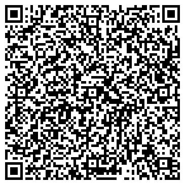QR-код с контактной информацией организации ОМСКИЙ ОБЛАСТНОЙ МОРСКОЙ КЛУБ