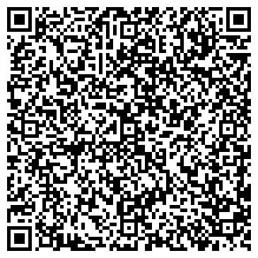QR-код с контактной информацией организации ОМСКИЙ ОБЛАСТНОЙ СОВЕТ РОСТО ДОСААФ