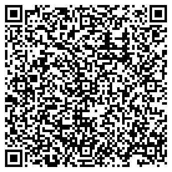 QR-код с контактной информацией организации САТУРН СПОРТИВНЫЙ КЛУБ