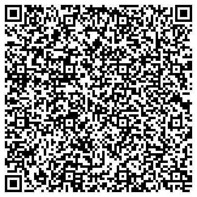 QR-код с контактной информацией организации СПЕЦИАЛИЗИРОВАННАЯ ДЕТСКО-ЮНОШЕСКАЯ ШКОЛА ОЛИМПИЙСКОГО РЕЗЕРВА ПО ХОККЕЮ